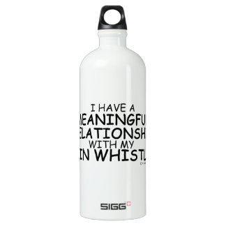 Meaningful Relationship Tin Whistle SIGG Traveller 1.0L Water Bottle