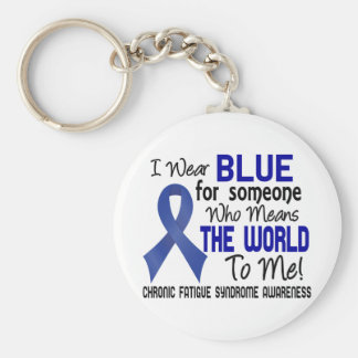 Means The World To Me 2 CFS Keychains