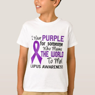 Means The World To Me 2 Lupus Shirt