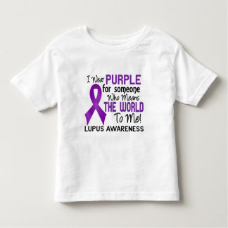 Means The World To Me 2 Lupus T Shirt