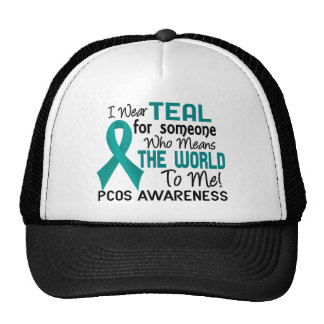 Means The World To Me 2 PCOS Trucker Hat