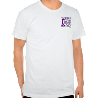 Means The World To Me Alzheimer's Disease T Shirts