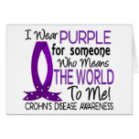 Means The World To Me Crohn's Disease