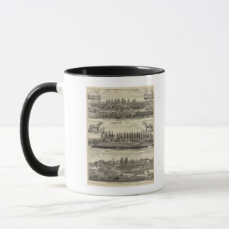 Means, Trout and Sabins in Kansas Mug