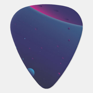 Meanwhile in a parallel universe plectrum
