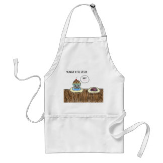 Meanwhile in the Kitchen... Aprons