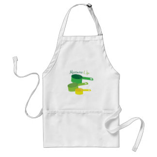 Measure Up Aprons