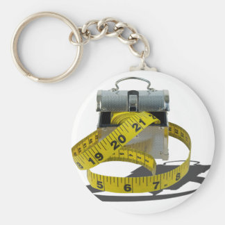MeasuringTapeLunchBox010415.png Basic Round Button Key Ring