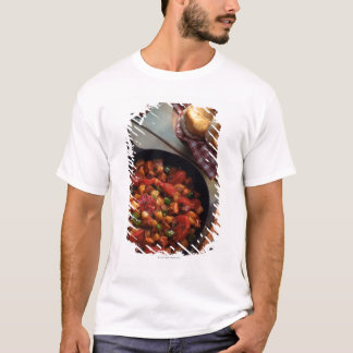 Meat and potato hash with biscuits T-Shirt