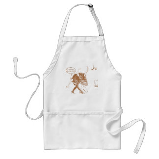 Meat ball standard apron