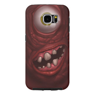 """Meat Boy - """"odd and ugly"""" Samsung Galaxy S6 Cases"""