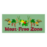 Meat-Free Zone