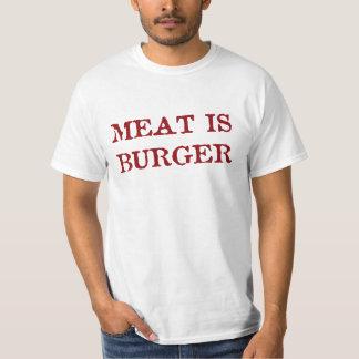 Meat is Burger Tshirt