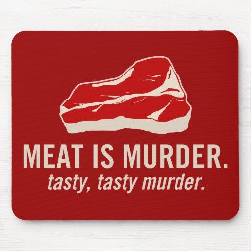 Meat is Murder, Tasty Murder