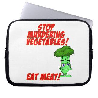 Meat Laptop Sleeve