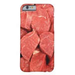 Meat Themed Barely There iPhone 6 Case