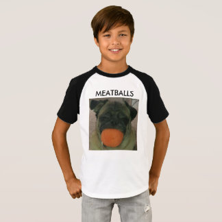 MEATBALLS BOYS T-SHIRT