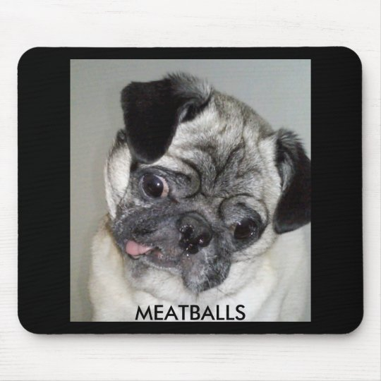 MEATBALLS MOUSE MAT
