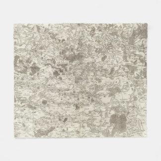 Meaux Fleece Blanket