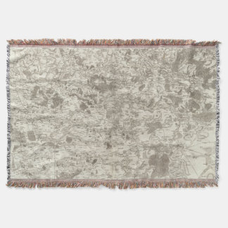 Meaux Throw Blanket