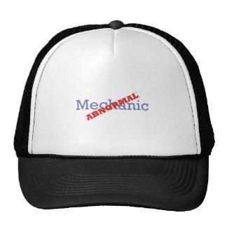 Mechanic Abnormal Mesh Hat