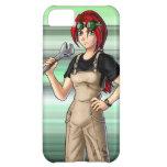Mechanic Anime Girl