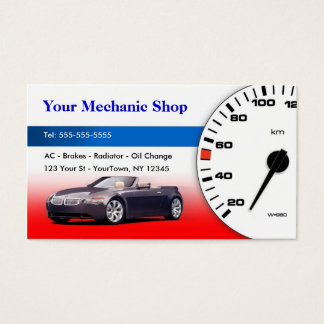 Auto Body Business Cards Business Card Printing Zazzle Co Uk