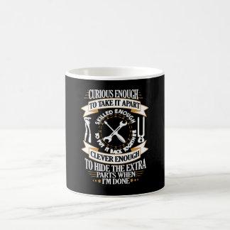 Mechanic Coffee Mug