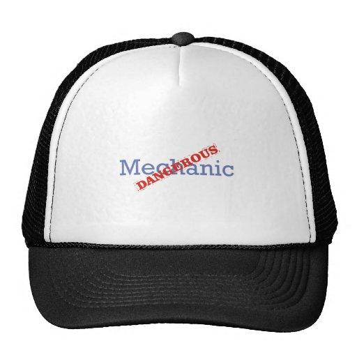 Mechanic / Dangerous Mesh Hat