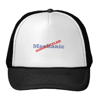 Mechanic / Disgruntled Trucker Hats