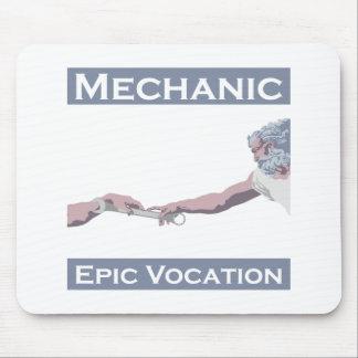 Mechanic, Epic Vocation Mouse Pad