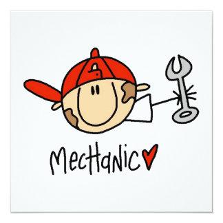 Mechanic Announcements