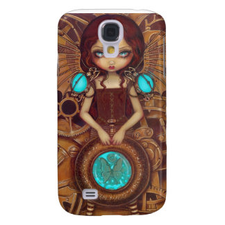 Mechanical Angel 1 iPhone 3 CASE steampunk fairy