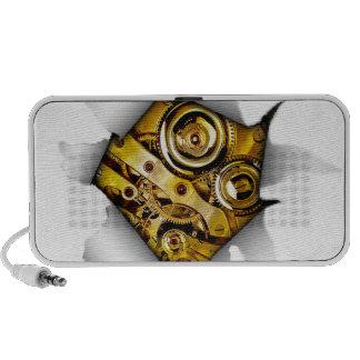 Mechanical Burst Speaker