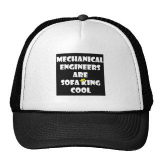 mechanical trucker hats