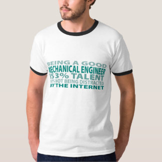 Mechanical Engineer 3% Talent T-Shirt