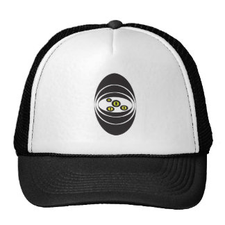 Mechanical eye.ai trucker hat