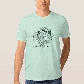 Mechanical Heart T Shirt