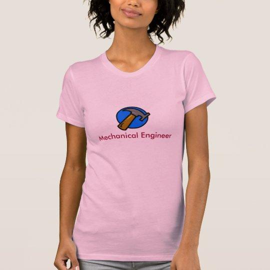 mechanical, Mechanical Engineer T-Shirt