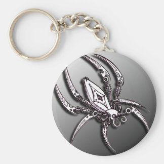 Mechanical Spider Key Ring