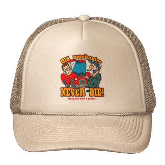 Mechanics Hats