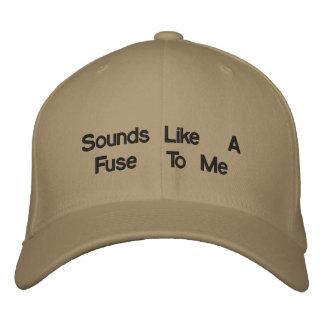 Mechanics hat baseball cap