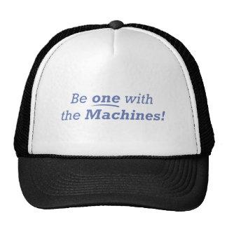 Mechanics One Hats