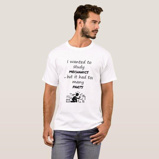 Mechanics T-Shirt