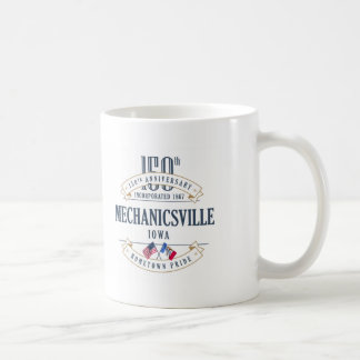 Mechanicsville, Iowa 150th Anniversary Mug