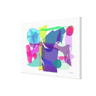 Mechanism Gallery Wrap Canvas