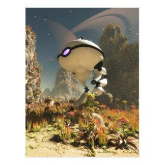 Mechanoid Postcard