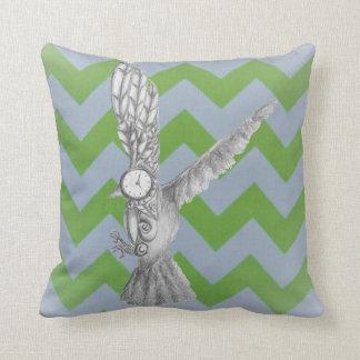 Mecho Bird Cushion
