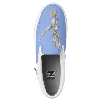 Mecho Bird Slip On Shoes