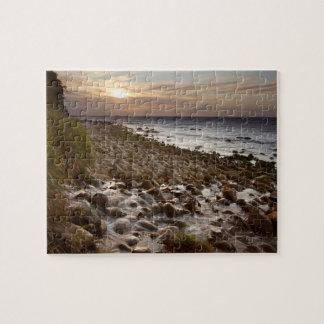 Mecklenburg Coast sunset Jigsaw Puzzle